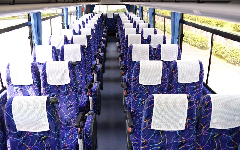 観光バス,大型バス,平和コーポレーション株式会社